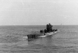 Picture of U-505 505_01(04.02.42-07.05.42)