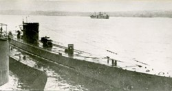 Picture of U-520 520_01(03.10.42-30.10.42)