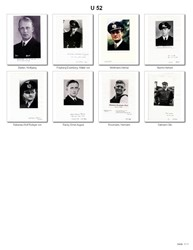 Picture of U-52 pictures of commander